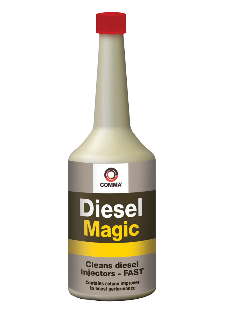 Diesel Magic